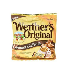 Werther'S Original Caramel Coffee Hard Candies 5.5 Oz