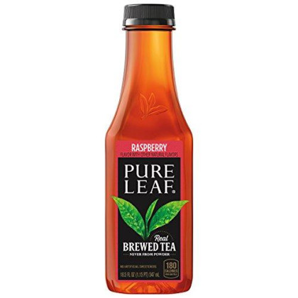 Pure Leaf Iced Tea, Sweetened Variety Pack, 18.5 fl oz. cans (12 Pack)