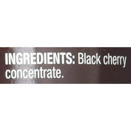 Tree Of Life Juice Concentrate - Unsweetened Black Cherry - 16 Oz