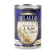 Delallo White Clam Sauce, 10.5-Ounce Cans (Pack Of 12)