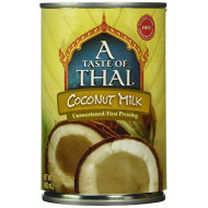 A Taste Of Thai Coconut Milk, 13.5 Oz