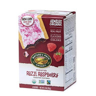 Nature?S Path Frosted Razzi Raspberry Toaster Pastries, Healthy, Organic, 11-Ounce Box (Pack Of 12)
