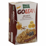Kashi Golean Hearty Honey & Cinnamon Instant Hot Cereal W/ Clusters-11.28 Oz