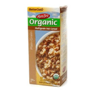 Mom'S Best Organic Hot Cereal, Plain Grain, 7.4 Ounce (Pack Of 6)