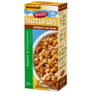 Mom'S Best Hot Cereal, Apples & Cinnamon, 7.4 Ounce (Pack Of 6)