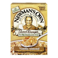 Newman'S Own Vanilla Almond Cereal, 13-Ounce (Pack Of 5)