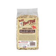 Bob'S Red Mill Rolled Barley Flakes Hot Cereal, 16-Ounce