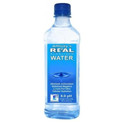 Alkaline Sports Bottled Water 1 Liter