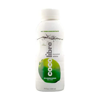 Coco Libre Coconut Water, 11 Ounce (Pack Of 12)