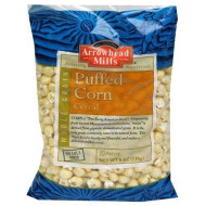 Arrowhead Mills Puffed Corn Cereal 6 Oz(Pack Of 60)