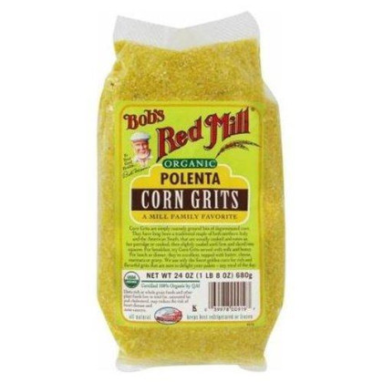 Bobs Red Mill Grits Corn Polenta Org