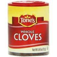 Tone'S Mini'S Cloves, Whole, 0.40 Ounce (Pack Of 6)