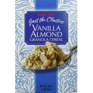 Trader Joe'S Just The Clusters Vanilla Almond Granola Cereal?