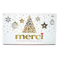 Merci Finest Assortment Of Eight European Chocolates, 14.1 Ounce Box   Holiday Chocolate Gift Box For Teacher Gifts, Gifts For Mom, Gifts For Dad, Thank You Gifts Or Personalized Gifts