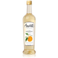 Amoretti Premium Syrup, Orange Blossom, 25.4 Ounce
