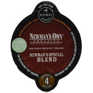 Newman'S Own Organics Keurig Vue Pack, Newman'S Special Blend, 32 Count