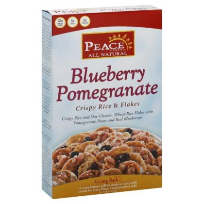 Cereal Blubrry Pmgrnte (Pack Of 6)