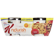 Kellogg'S Special K Nourish Hot Cereal Cranberry Almond - 2 Ct