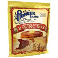 Pioneer Brand Baking And Biscuit Mix 6Oz Pouch (Pack Of 12) (Buttermilk)