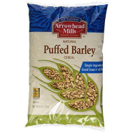 Natural Puffed Barley Cereal 6 Ounces (Case Of 12)