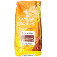 White Coffee Colombian (Whole Bean), 12 Ounce (Packaging May Vary)