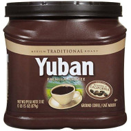 Yuban Original Ground Coffee, 1.94 Pound -- 6 Per Case.