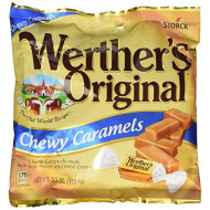 Werther'S Original, Chewy Caramels 5 Ounce (2 Pack)