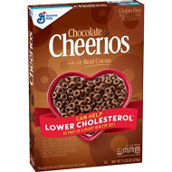 Cheerios, Gluten Free Breakfast Cereal, Chocolate Cheerios, 11.25 Oz