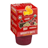 Mighty Oats Instant Super Cereal Vanilla & Strawberries - 3 Ct