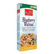 Peace Cereal Blueberry Walnut Cluster, 11 Oz