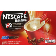 Instant Coffee With Creamer & Sugar (2+1 Coffee / 42-Ct)- 22.3Oz (Pack Of 3)