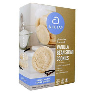 Aleia'S Gluten-Free Foods Vanilla Bean Sugar Cookies, 9 Ounce, Pack Of 1