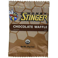Honey Stinger Food Chocolate Waffle 1 Ounce, 16 Count