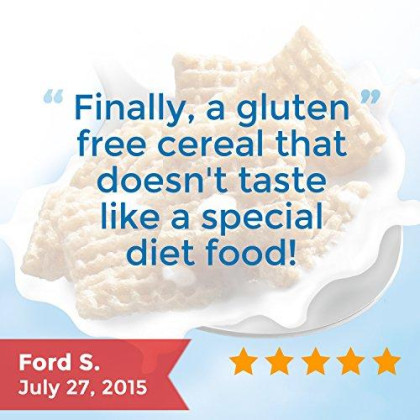 Corn Chex Gluten Free Cereal 12 Oz Box