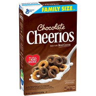 Chocolate Cheerios Cereal, 22 Ounce (Pack Of 2)