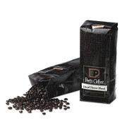 Peet'S Coffee & Tea 500689 Bulk Coffee, House Blend, Decaf, Whole Bean, 1 Lb Bag