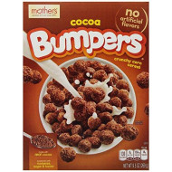 Quaker Cereal Mother'S Cocoa Bumpers Cereal, 9.5 Ounce