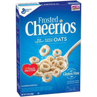 Frosted Cheerios Gluten Free Breakfast Cereal, 12 Oz