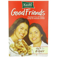 (Discontinued By Manufacturer)Kashi Good Friends Cereal, 13 Ounce