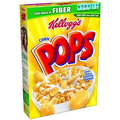 Kellogg'S Rice Krispies Cereal, 9 Oz Box (Pack Of 6)