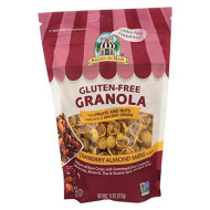 Bakery on Main Gluten Free Nutty Cranberry Maple Granola Cereal, 12 Ounce - 6 per case.