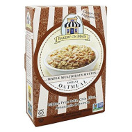 Bakery On Main Instant Oatmeal, Maple Multigrain Muffin, 10.5 Oz