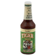 Try Me Tiger Sauce 10 OZ (Pack of 1)
