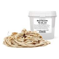 """The Sausage Maker - Natural Beef Rounds 40-43mm (1 5/8""""-1 3/4"""")"""