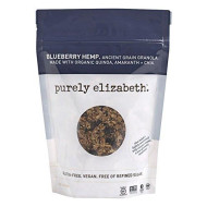 Purely Elizabeth Ancient Grain Granola Cereal Blueberry Hemp, 12 Ounce
