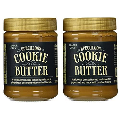Speculoos Cookie Butter - Trader Joe?s - 2 Pack
