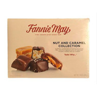 Fannie May Nut and Caramel Collection Chocolate Candy (14 Oz. Box)
