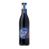 Tree Juice Blueberry Maple Syrup   100% Pure Grade A Maple Syrup   All Natural, Non GMO, Vegan, Gluten Free, Vegetarian, Paleo   12 Ounce Bottle
