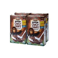Choco Chimps Chocolate Organic Cereal, 10 Oz Box (Pack Of 4) Gluten Free