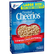 Frosted Cheerios Cereal, Gluten Free, 13.5 Oz Box